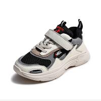 2019春季新款女童鞋透气休闲儿童男童韩版中大童运动小学生跑步鞋