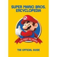 英文原版 超级马里奥大百科全书:30年历史官方指南 精装 Super Mario Encyclopedia: The