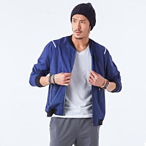 AIRTEX亚特户外春夏季男款遮阳皮肤夹克男士休闲薄款运动风衣