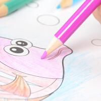 儿童水彩笔男女孩生日礼物美术文具学习绘画用品画画工具画笔套装