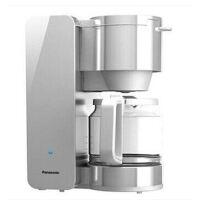 松下(Panasonic) NC-DF1-W 咖啡机 白色恋人系列