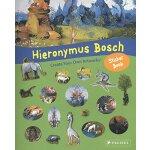 【预订】Hieronymus Bosch Sticker Book 9783791372419