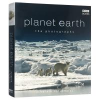 地球脉动 英文原版 Planet Earth 自然摄影集 BBC 纪录片同名图书 野生动物 自然奇观 英文版进口书籍正版
