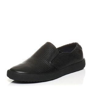 Belle/百丽夏季专柜同款牛皮鞋面打孔男皮鞋4UX02BM7