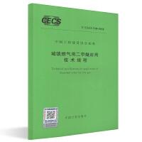 城镇燃气用二甲醚应用技术规程 T/CECS 518-2018