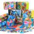 【2件5折】儿童早教益智铁盒200片木质拼图拼板拼插玩具3-6岁以上男孩女孩生日礼品礼物