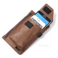 智能手机通用 腰包男 穿皮带竖款卡位挂腰6.3寸登山腰包保护套