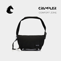 CRUMPLER澳洲小野人Comfort Zone单肩包休闲帆布斜挎包斜挎包时尚