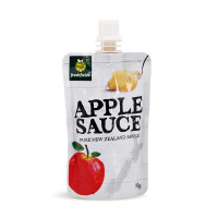 新西兰喜滋果果泥苹果味2段进口果泥宝宝辅食水果泥12个月+
