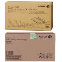 原装正品 Fuji Xerox富士施乐 3435硒鼓 106R01414 标准容量 106R01415 大容量硒鼓 适用