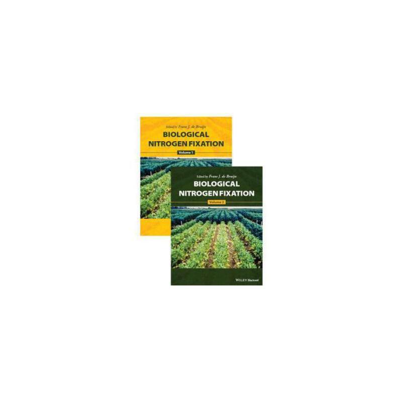 【预订】Biological Nitrogen Fixation 9781118637043 美国库房发货,通常付款后3-5周到货!