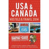 【预订】USA/Canada Hostels & Travel Guide 2014