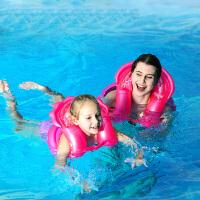 游泳装备腋下圈坐圈圈男孩女孩儿童游泳圈游泳圈厚款