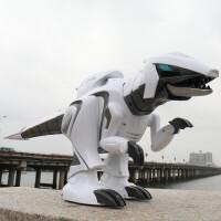 遥控电动霸王龙仿真动物男孩3-6岁智能机器人儿童恐龙玩具