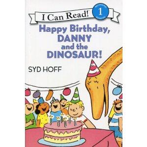 英文绘本 原版进口 Happy Birthday, Danny and the Dinosaur![4-8岁]