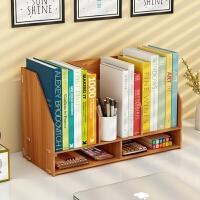 简易桌上书架学生用儿童办公书桌面置物架收纳宿舍小书柜简约现代