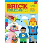 【预订】Brick Building 101: 20 Lego Activities to Teach Kids ab