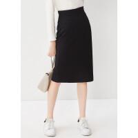 [39-102]新款OL半身裙中裙一步裙0.41