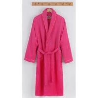 酒店棉浴袍毛巾料睡袍浴袍男女士秋冬季加厚吸水棉浴衣