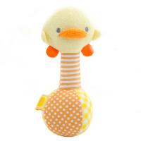 新生儿手摇铃玩具宝宝拨浪鼓铃铛婴儿0-6个月