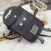 创意零钱包斜挎包 韩版可爱小包包手机包送朋友