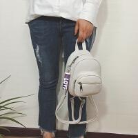 少女背包迷你双肩包女韩版PU皮休闲百搭小背包简约多用旅行小包包