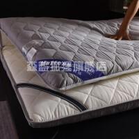 可折叠加厚学生床睡垫宿舍家用床褥秋冬被褥单双人榻榻米地铺垫子