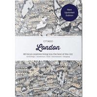 英文原版 Citix60 City Guides - London 创意城市指南:伦敦 旅游 艺术书