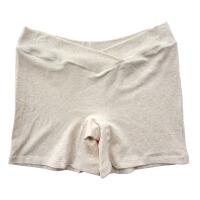 孕妇低腰平角裤 孕妇拍照内裤2条装 孕妇打底裤夏季