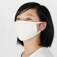2018年新款三层棉口罩-防尘防护白色卫生口罩 工厂劳保口罩批发