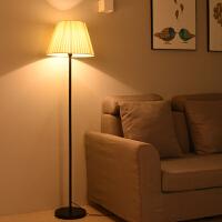 落地灯客厅卧室书房床头灯现代创意温馨装饰LED遥控喂奶落地台灯