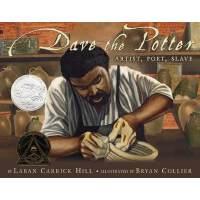 [英文原版]Dave the Potter: Artist, Poet, Slave陶工戴夫