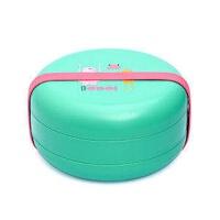 防摔婴儿碗 欧洲进口宝宝餐具双层餐盒 安全婴儿餐具a121