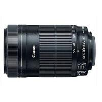 【佳能专卖【佳能Canon EF-S 55-250mm f/4-5.6 IS STM 远射变焦镜头 扣机镜头