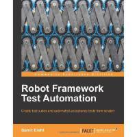 【预订】Robot Framework Test Automation