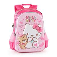 凯蒂猫hello kitty公主女孩书包小学生3-6-12周岁1-6年级背包减压