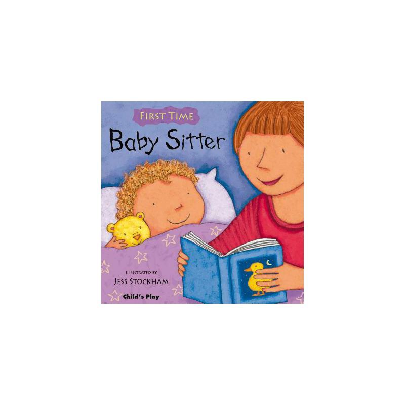 【预订】Baby Sitter 预订商品,需要1-3个月发货,非质量问题不接受退换货。