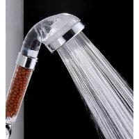增压花洒喷头 加压 超高压家用管子花洒塑料洗头洗澡莲蓬头宿舍