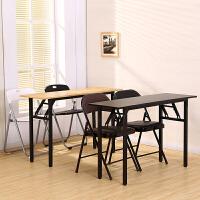 折叠桌办公桌会议桌培训桌长条桌书法条形桌快餐桌电脑餐国学