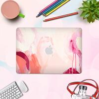 苹果笔记本电脑贴膜13.3寸外壳贴纸air个性创意保护贴膜新款pro15SN2724