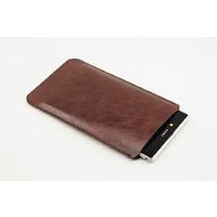 华为Mate 20 X手机壳保护套直插套7.2寸内胆包袋 皮套全包 裸机版 路易棕7.2寸