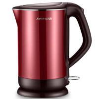Joyoung/九阳 K15-F625电热水壶不锈钢家用开水煲断电保温烧水壶