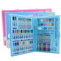 86件套儿童幼儿园水绘笔水彩笔画画笔24色36色48色文具奖品绘画涂鸦组合套装彩色笔蜡笔油画棒彩铅铅笔水粉