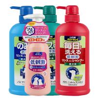 宠物沐浴露香波狮王狗狗杀菌除臭止痒猫用日本进口成幼犬浴液hb6