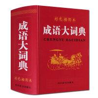 成语大词典 彩色插图本 汉语成语词典 四川辞书出版社出版 【出版社直供】