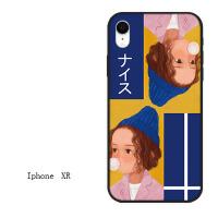 iphone7苹果6s手机壳6plus硅胶软壳5s网红女款8X防摔xr挂绳xs max