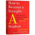 如何成为有效学习的高手 英文原版 How to Become a Straight-A Student 精进学习法 学