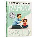 正版进口 雷梦拉系列 雷蒙娜与爸爸 英文原版 Ramona and Her Father 纽伯瑞银奖 英文版儿童英语文