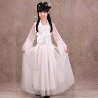 儿童古装汉服表演服女童仙女装舞蹈服六一新款七仙女舞台演出服装