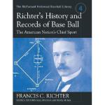 【预订】Richter's History and Records of Baseball, the American